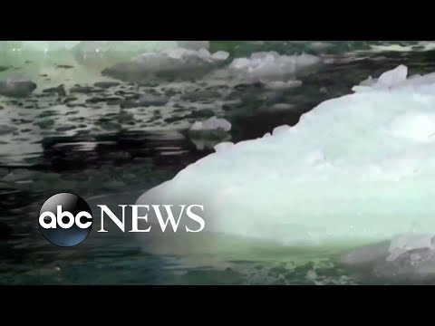 Greenland's rapid ice melt could mean more flooding, climate experts say