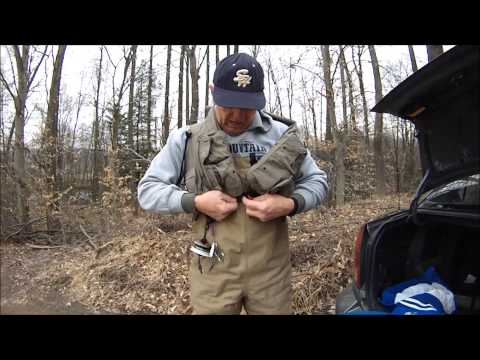 Fly Fishing Vest Issues