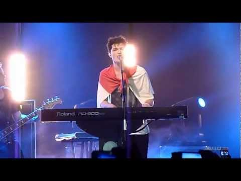 The Script - For the First Time (Live in Jakarta, 12 November 2011)