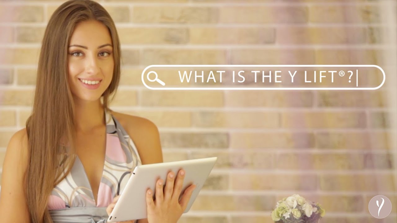 What is the Y LIFT®? | Instant, Non-Surgical Facelift