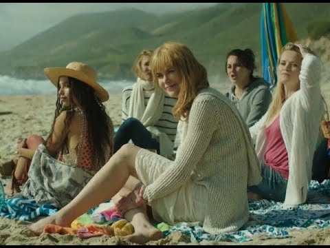 You Cant Always Get What You Want  Ituana Finale last scene of Big Little Lies 美麗心計 小謊大事