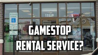 Gamestop Rental Program - Main Quest News