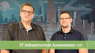 IT Infrastructure Assessment: Two-Minute Breakdown