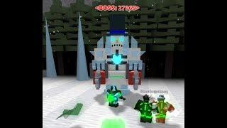 Snowman and Santa Class! | Roblox Critical Strike