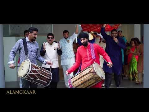 Vishal And Balpreet Punjabi Wedding Video