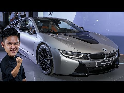 FIRST LOOK: 2018 BMW i8 Coupe in Malaysia - RM1.31 million
