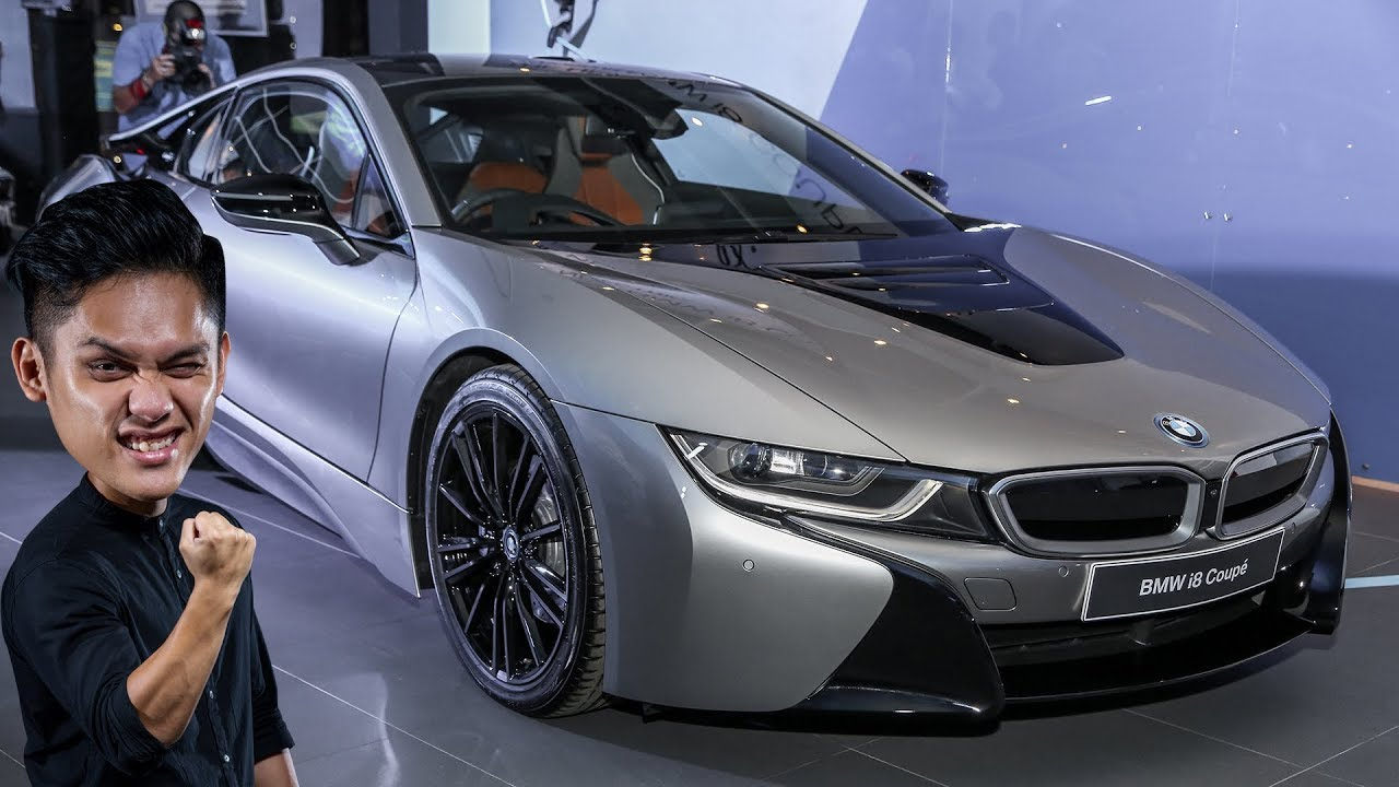 First Look 2018 Bmw I8 Coupe In Malaysia Rm1 31 Million