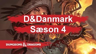 D&Danmark Sæson 4 Forge of Fury Episode 6:  [DK]