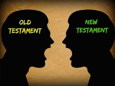 OLD VS NEW TESTAMENT ARGUMENTS