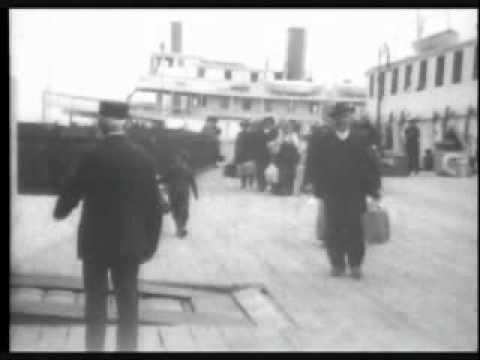 Immigration 1900