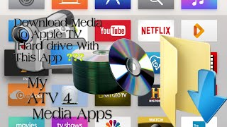 Apple TV 4 App Saves Media to Your ATV Hard Drive !!!