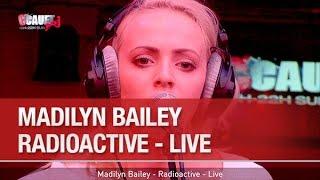 Madilyn Bailey - Radioactive - Live  - C'Cauet sur NRJ