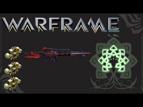 Warframe (Карак Призрак. Ра-та-та-та-та!)  Билд-мнение  16.5.9