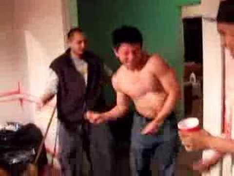 Dancing gino