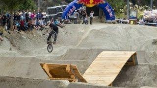 Freestyle BMX Park Jam - Red Bull Roast It