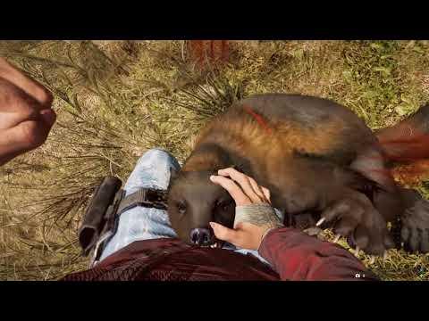 far cry 5 - Wolverine