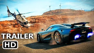 PS4 - Need for Speed Payback Gameplay (E3 2017)
