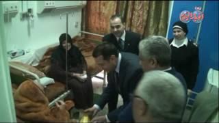 أخبار اليوم |محافظ أسيوط يضع إكليلاً من الزهور على النصب التذكاري للشهداء