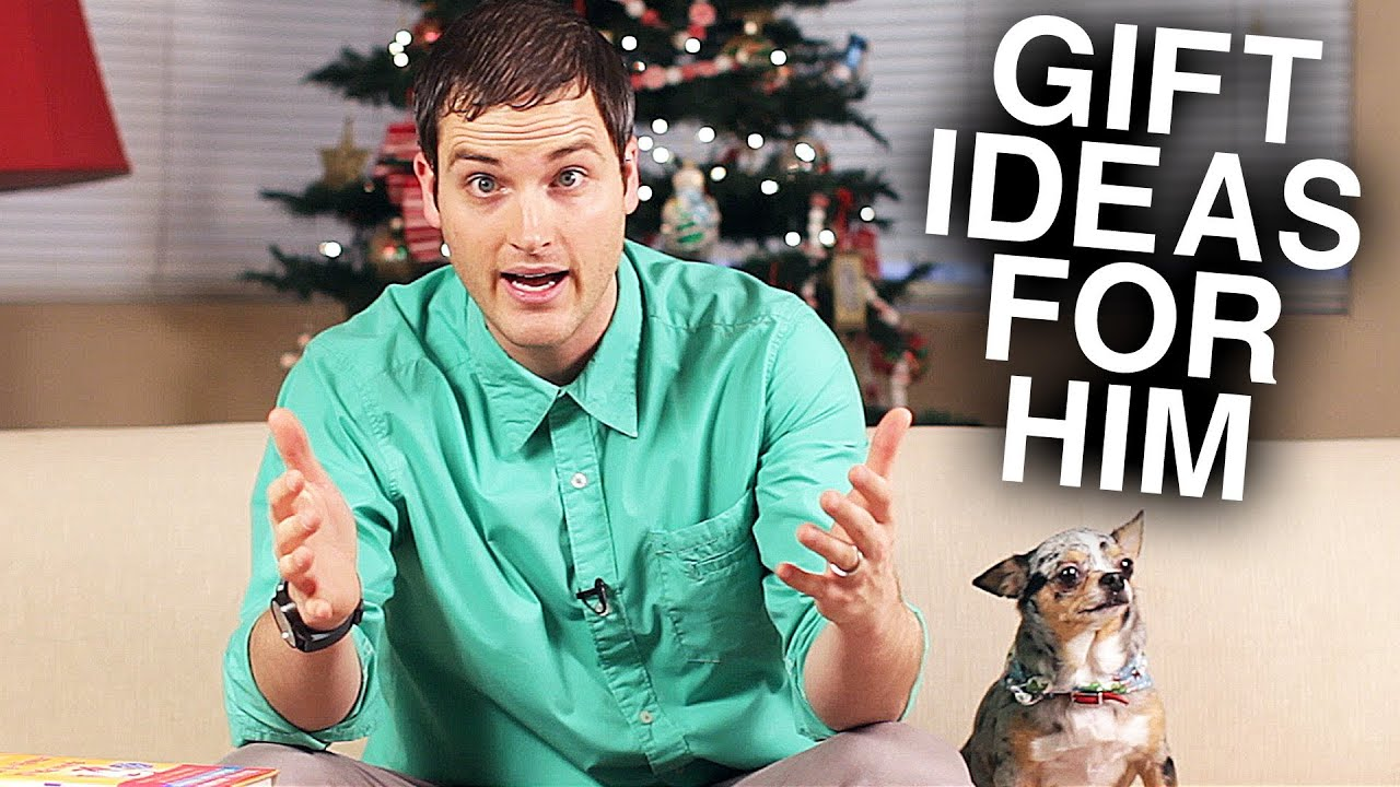 Gift Ideas for Him - YouTube