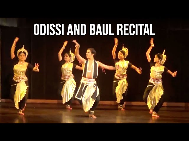 Odissi- Indian Dance