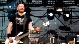 Therapy? - Living In The Shadow Of A Terrible Thing [Rock the City 01.07.2011]