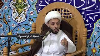 الشيخ أحمد سلمان - الحديث عن مدينة قم المقدسة بدأ منذ زمان النبي الأعظم محمد صلى الله عليه وآله وسلم