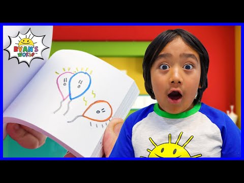 How To Make A Flip Book For Kids!!!
