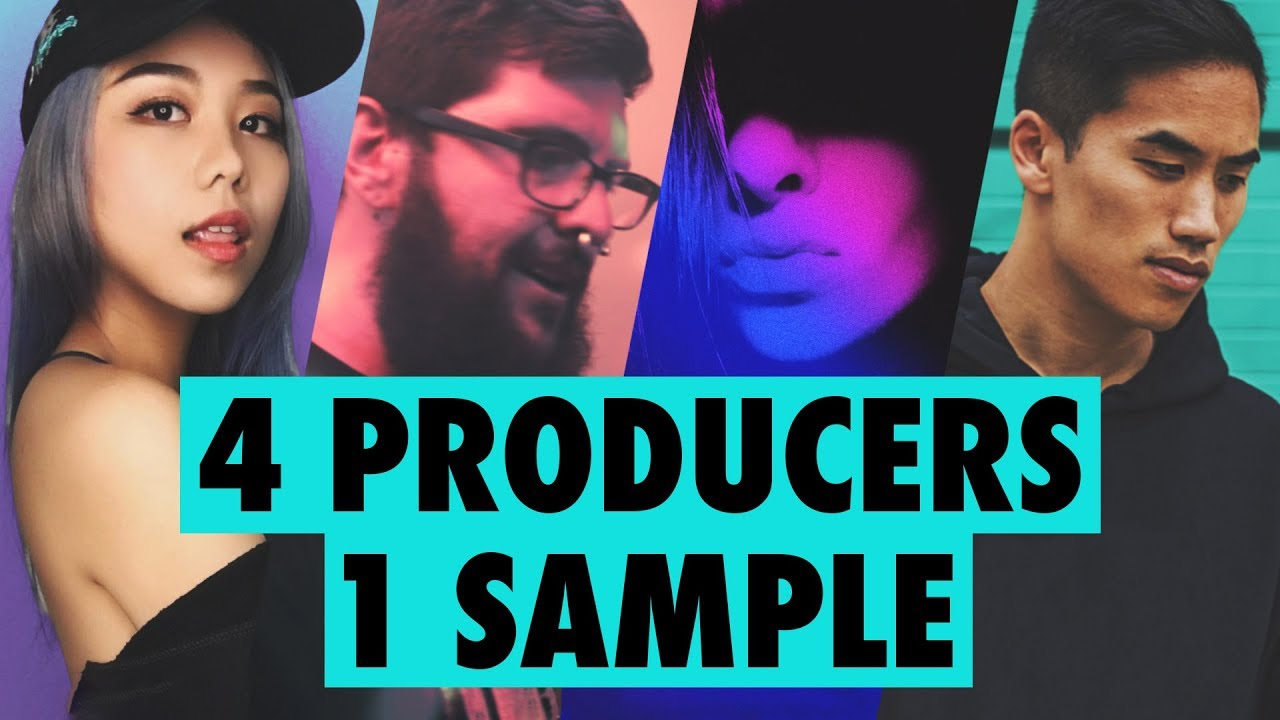 4 Producers Flip The Same Sample Episode 2 Youtube Sweety Silver Pantz L54 Where Music Meets Your Desktop