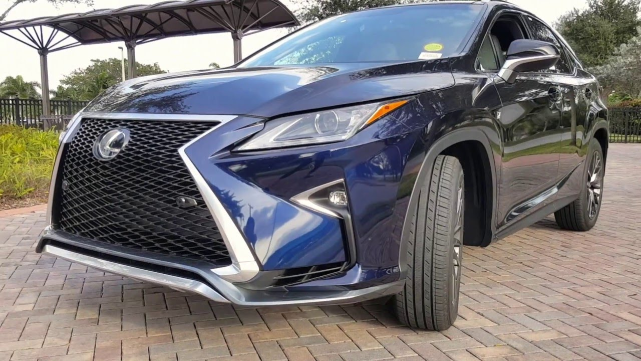 Lexus RX Review Evolution Leasing Miami YouTube - Lexus miami lease