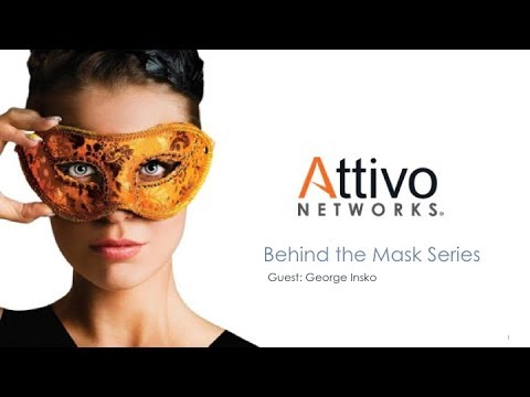Attivo Networks® Behind the Mask Interview with Director of Cybersecurity George Insko
