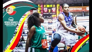 Italee Lucas (33PTS 3REB 5AST) - Amazing Performance - FIBA Africa Women