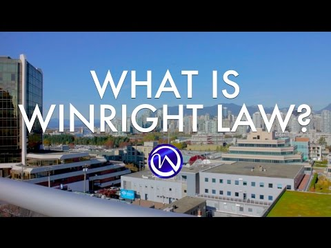 Who is Winright Law? - Vancouver, B.C.