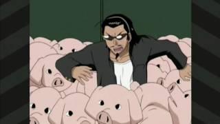 Cartoon Network Japan - School Rumble CM