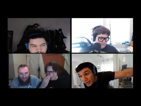 Episode 1 Of The GreekGodX Talkshow/Podcast! Discussing Twitch's Strict New TOS Rules