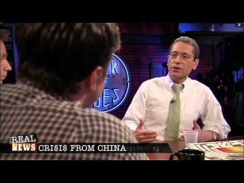Real News: CHINA'S COLLAPSE