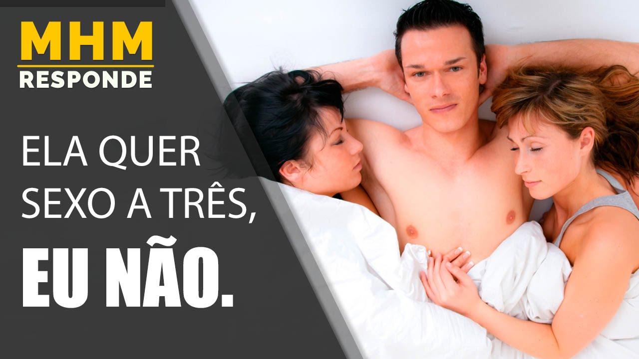 Sexo A Tres Youtube 29