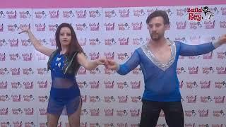 Aprende a Bailar la cumbia ¿A dónde irás, a dónde? Desde Campeche Show con Ray Espinosa -Coreografía