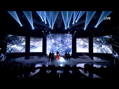 "Edea - ""Show must go on"" - X Factor Albania 4 (Netet LIVE)"