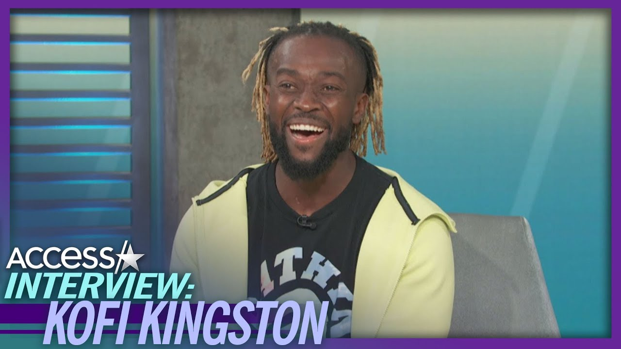 WWE Raw Superstar Kofi Kingston Hopes To Reunite With His Wrestling Crew 'New Day'