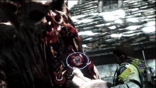 Resident Evil 6 Demo Gameplay - Chris
