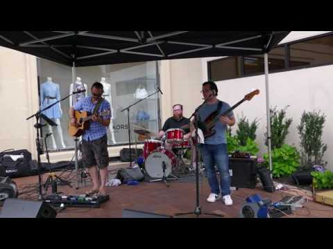 More from the Sean McNown Band, On the Plaza, 6-15-2017.