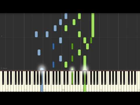 Can't Help Falling In Love With You - Elvis Presley (Piano Tutorial) by Aldy Santos