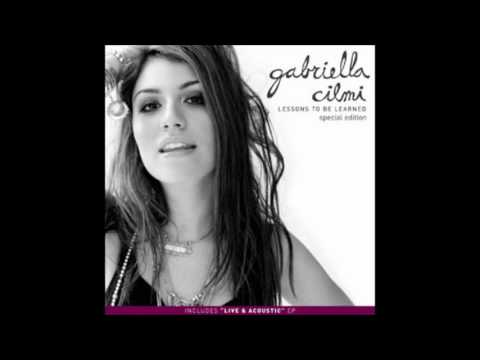 Gabriella cilmi - echo beach (lessons to be learned uk edition)