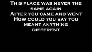 Blink 182 - Feeling this (lyrics)