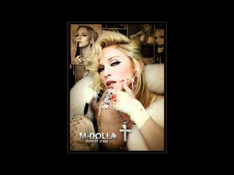 Afrojack & Madonna - Give it 2 me REMIX