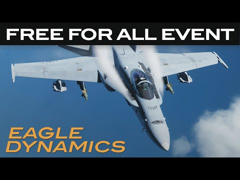 DCS WORLD - FREE FOR ALL MONTH!