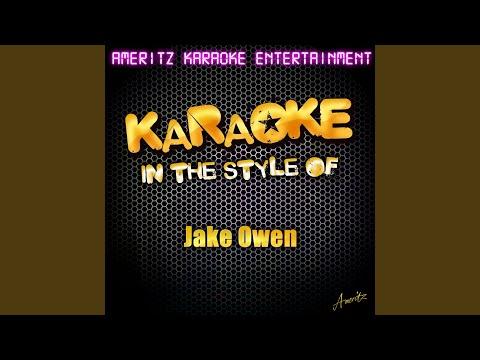 Barefoot Blue Jean Night (Karaoke Version)