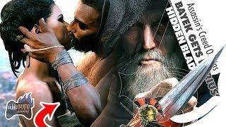 How Bayek Gets Darius' Hidden Blade   Assassin's Creed Odyssey Origins