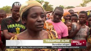 More Burundians fleeing to neighboring Tanzania