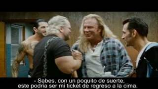El Luchador trailer subtitulado (The Wrestler)